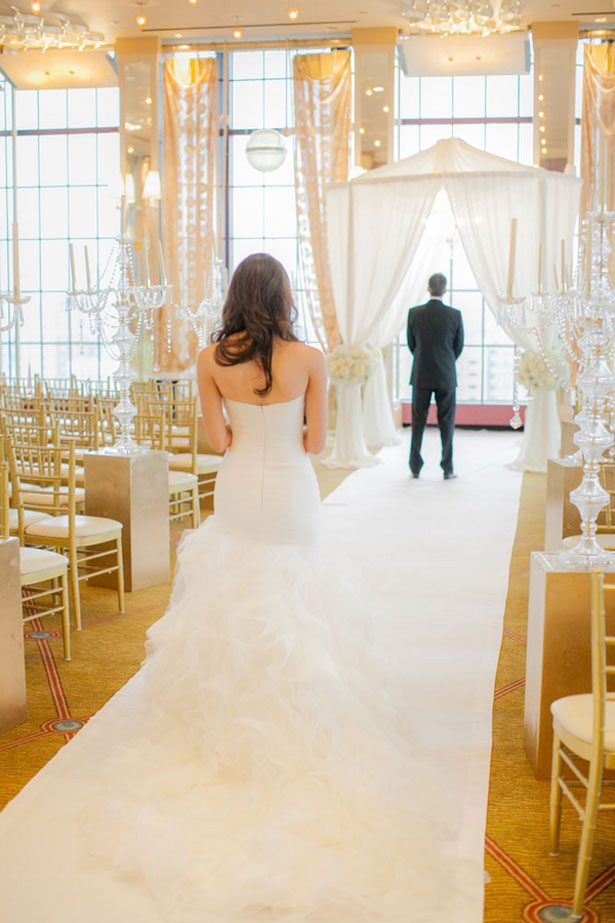Luxury Wedding with Candlelight and Romance Galore