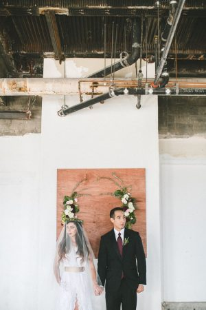 Bride and groom picture - Alicia Lucia Photography