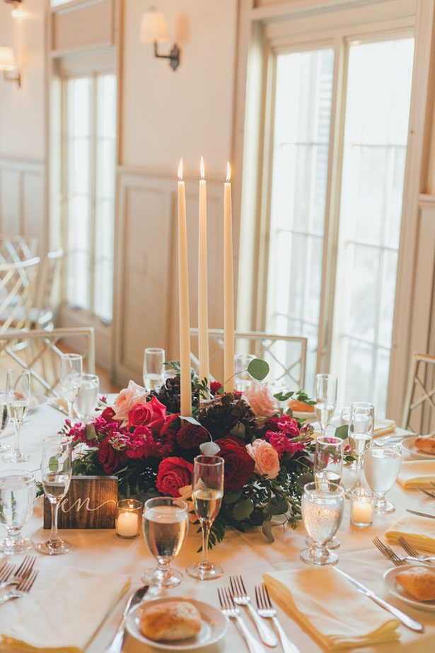 Effortlessly Elegant Wedding in Upstate New York