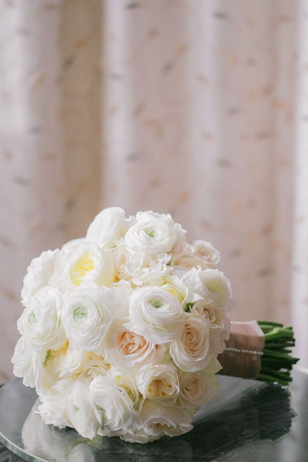 Classic Wedding bouquet - Clane Gessel Photography