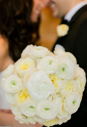 Classic bridal bouquet - Clane Gessel Photography