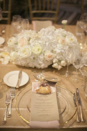 Classic wedding decor - Clane Gessel Photography
