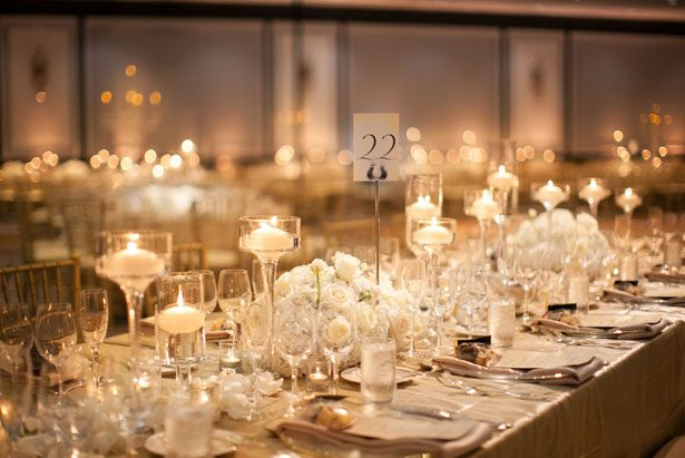 Luxury Wedding With Candlelight And Romance Galore Belle The Magazine