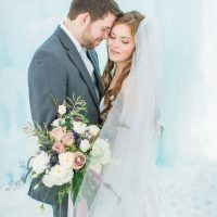 Cute bride and groom photo - Andrea Simmons Photography LLC