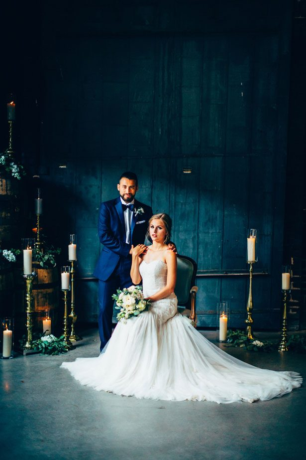 Rustic Glamour Wedding Inspiration