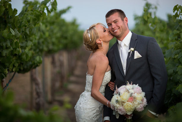 Cute bride and groom picture ideas - Three16 Photography