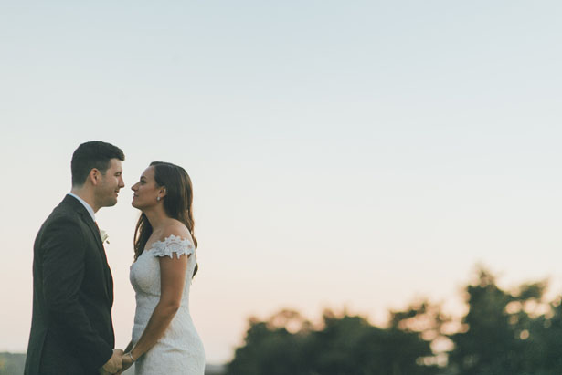 Sunset wedding photo - OLLI STUDIO
