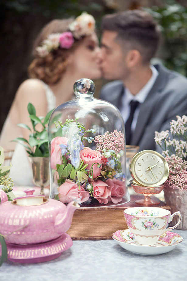 Cute wedding picture - Claudia McDade Photography