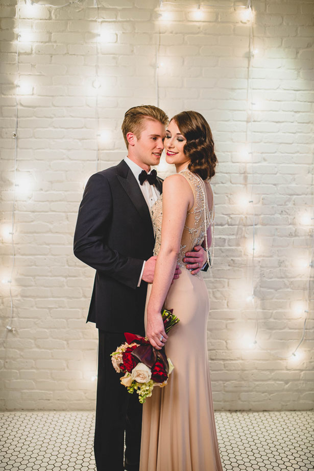 Art Deco wedding ideas - Edward Lai Photography