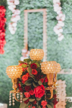 Elegant wedding decor - OLLI STUDIO