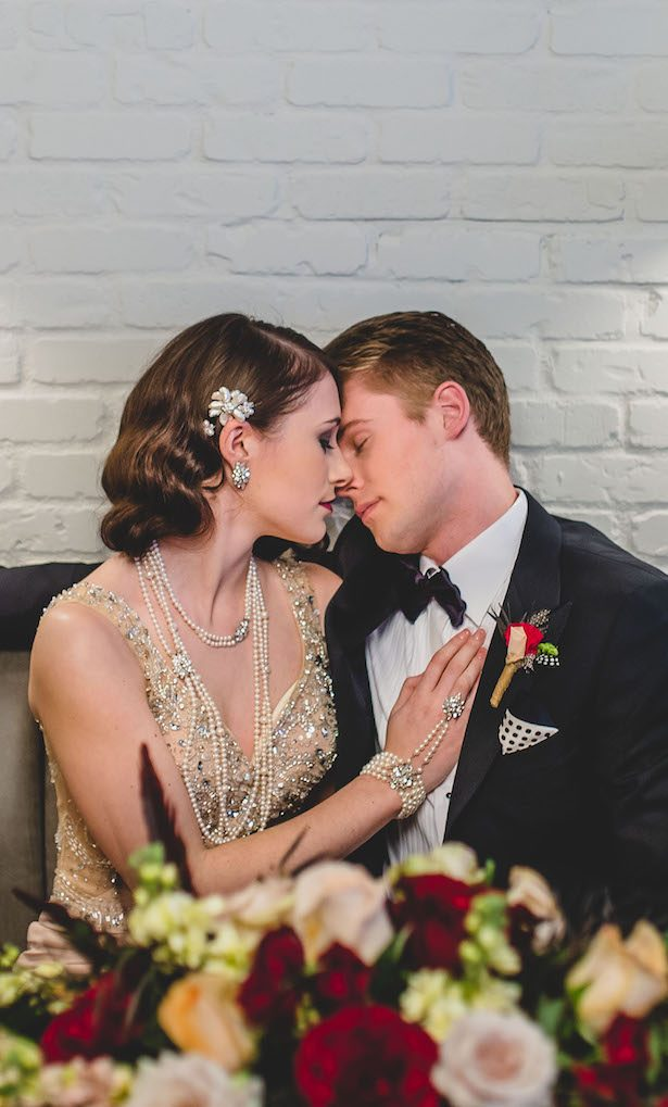 Fabulous Boardwalk Empire Wedding Inspiration