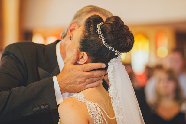 Father and bride moment - OLLI STUDIO
