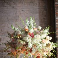 Floral arrangement - Mark Eric Weddings
