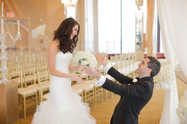 Fun bride and groom picture ideas - Clane Gessel Photography