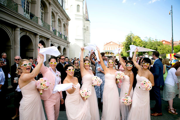New Orleans Destination Wedding - Mark Eric Weddings