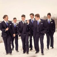 Fun groomsmen pictures - Melissa Avey Photography