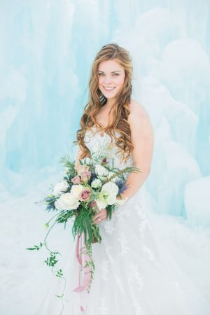 Gorgeous bridal photo - Andrea Simmons Photography LLC