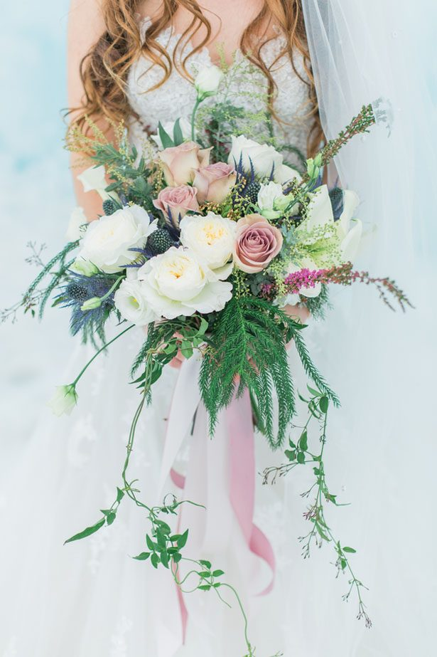 Gorgeous wedding bouquet - Andrea Simmons Photography LLC