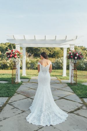 Gorgeous wedding dress - OLLI STUDIO