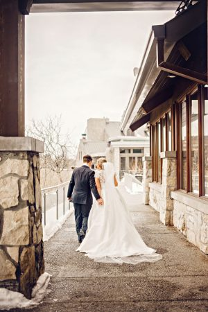 Gorgeous wedding picture - Melissa Avey Photography