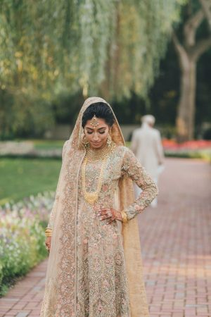 Indian wedding dress - OLLI STUDIO