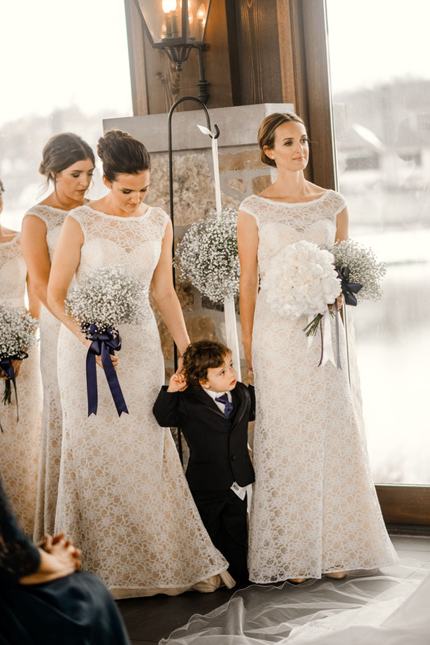 A Timeless All White Winter Wedding Filled With Elegance And