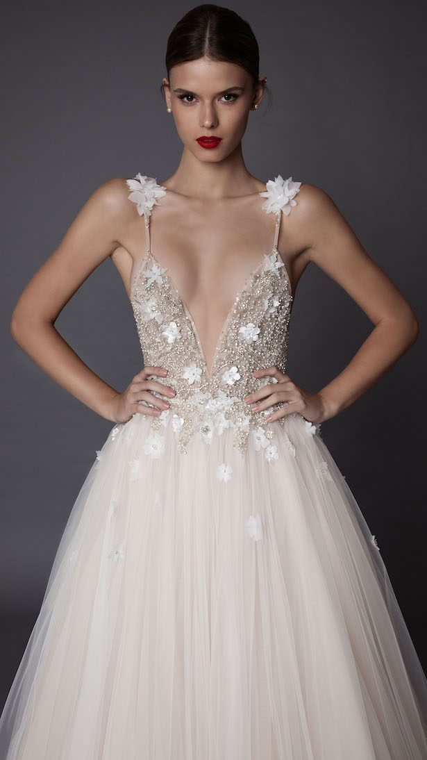 Muse By Berta Fall 2017 Bridal Collection