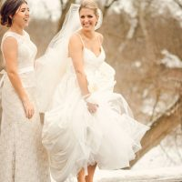 Outdoor bridal picture ideas - Melissa Avey Photography