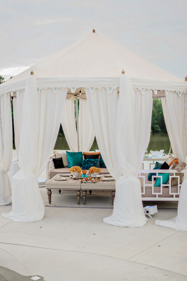 Outdoor wedding ideas - Andie Freeman Photography