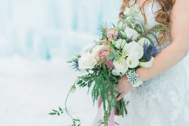 Pretty bridal bouquet - Andrea Simmons Photography LLC