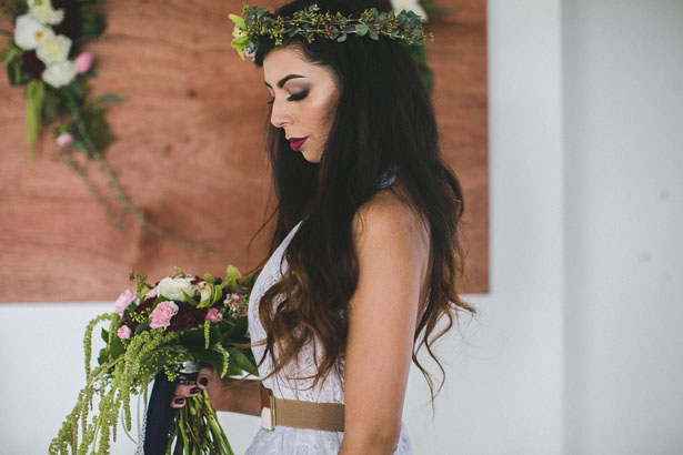 Pretty bridal photo - Alicia Lucia Photography