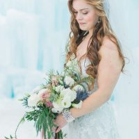 Pretty bridal picture - Andrea Simmons Photography LLC