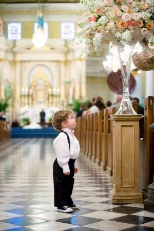 Ring bearer - Mark Eric Weddings