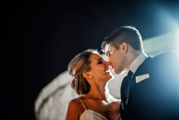 Romantic wedding photo - Melissa Avey Photography
