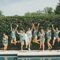 Silly bridesmaid picture - OLLI STUDIO