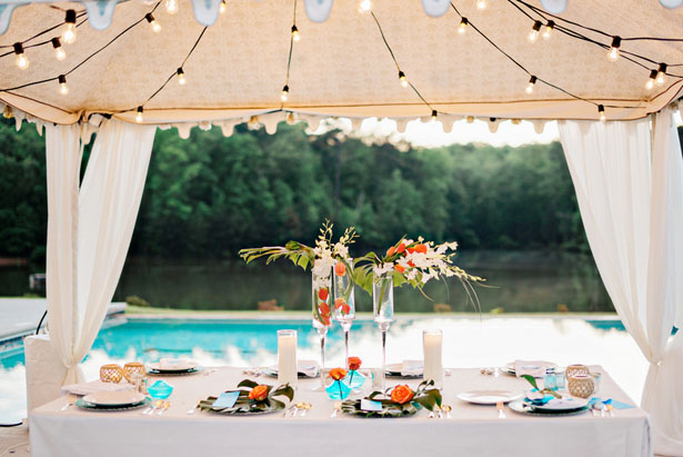 Summer wedding - Andie Freeman Photography