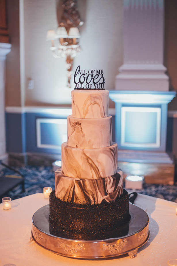 Tall wedding cake - OLLI STUDIO