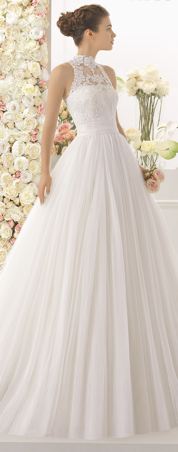 Wedding Dresses by Aire Barcelona 2017 Bridal Collection ...