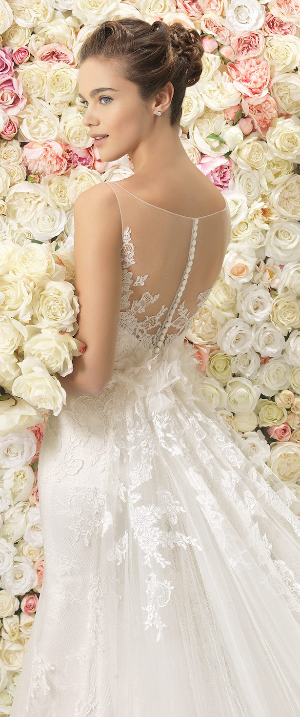 Wedding Dresses by Aire Barcelona 2017 Bridal Collection – Part 1