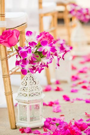 Wedding aisle decor - Manuela Stefan Photography