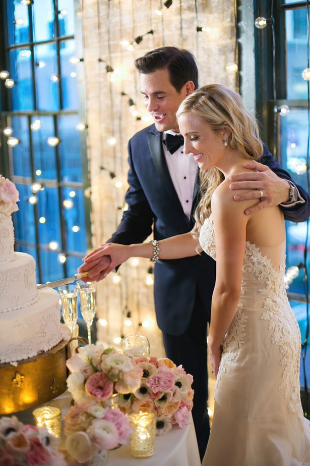 A New Orleans Destination Wedding that is The Epitome of Romantic Glamour