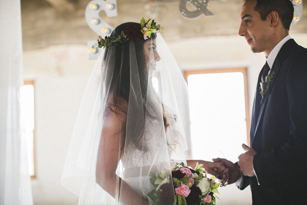 Bohemian Wedding Inspiration meets Industrial Vibes - Alicia Lucia Photography