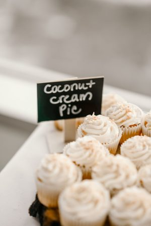Wedding cupcakes - Melissa Avey Photography