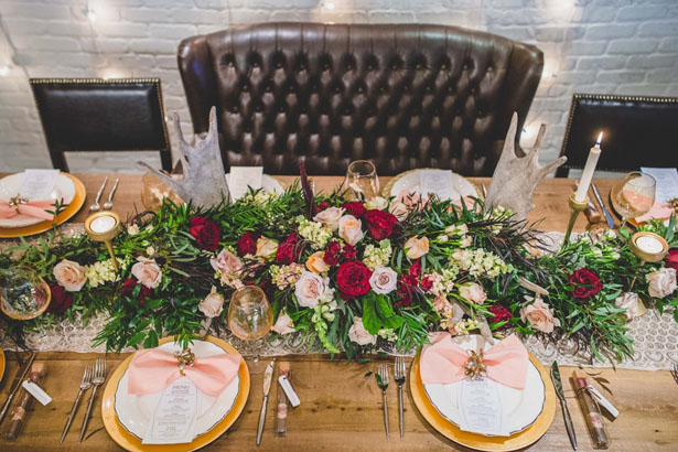 Wedding decor - Edward Lai Photography