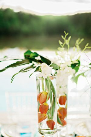 Wedding centerpiece - Andie Freeman Photography