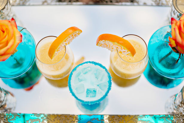 Wedding drink ideas - Andie Freeman Photography