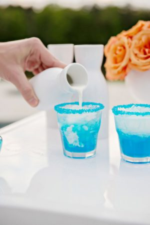 Wedding drinks - Andie Freeman Photography