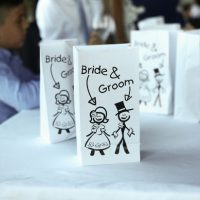 Wedding favors - HydeParkPhoto