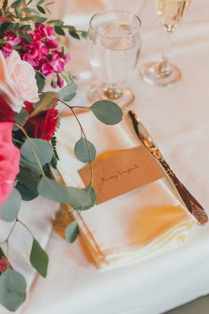 Wedding place card - OLLI STUDIO