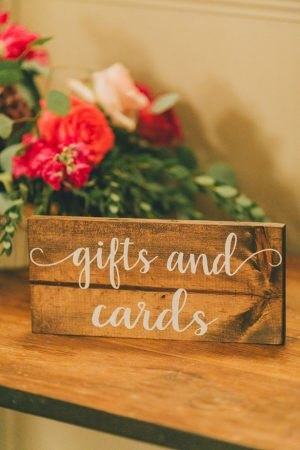 Wedding signs - OLLI STUDIO